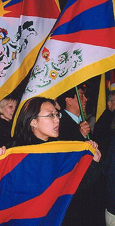 I symbolically request the Tibetan citizenship